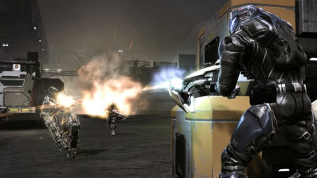 dustlead 1 EVE Online + MMOFPS = Dust 514 (Review)