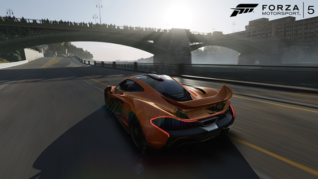 forza Forza Motorsport 5 debut trailer and screens