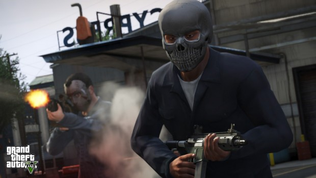 gta e1369359665497 Grand Theft Auto V pre order bonuses include a flyable blimp and more