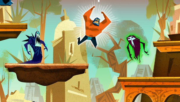 guacamele mockup e1367974399172 Luchadors, demons, and co op    Q&A with the Guacamelee! devs