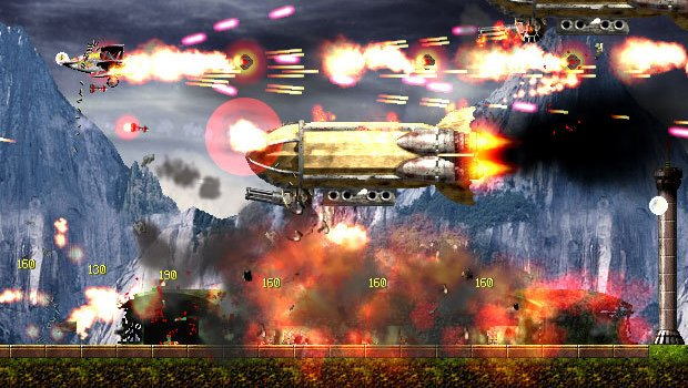 jetsguns 1 Show Me The Games sale offers deep discounts on indie titles, money going straight to the devs
