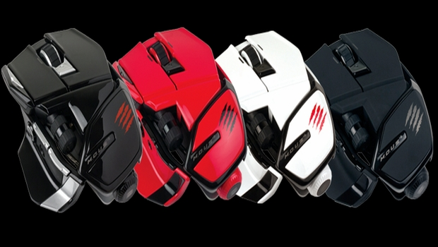 mous9main Mad Catz ships M.O.U.S.9.   their new rodent