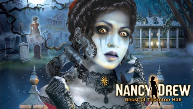 nancydrew Nancy Drew: Ghost of Thornton Hall released