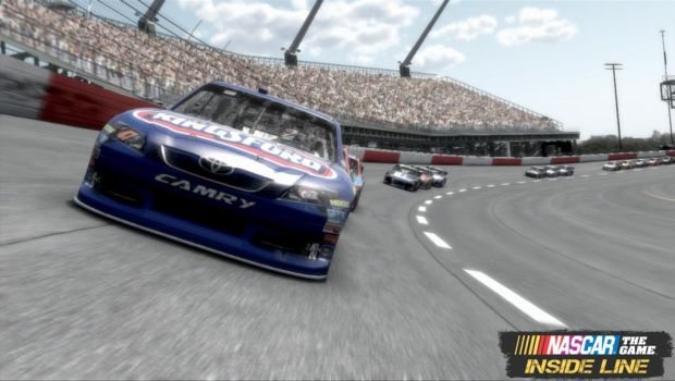 nascar the game inside line DLC for NASCAR The Game: Inside Line