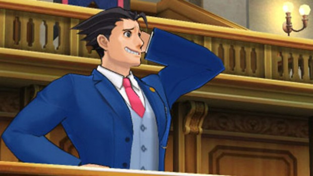 phoenix e1368465428592 Capcom confirmes Phoenix Wright 5 for the West, gets no objection from us