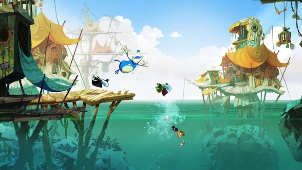 rayman Feast your eyes on new Rayman Legends video!