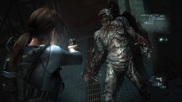 resevil Resident Evil Revelations