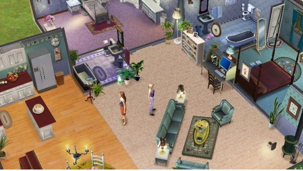 Sims 4 dating bug hall
