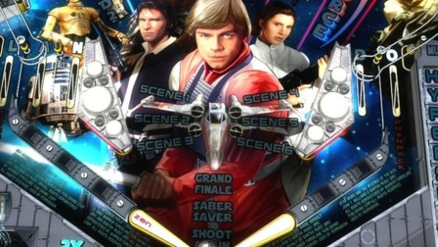 star wars pinball Star Wars Pinball gets standalone game for PSN