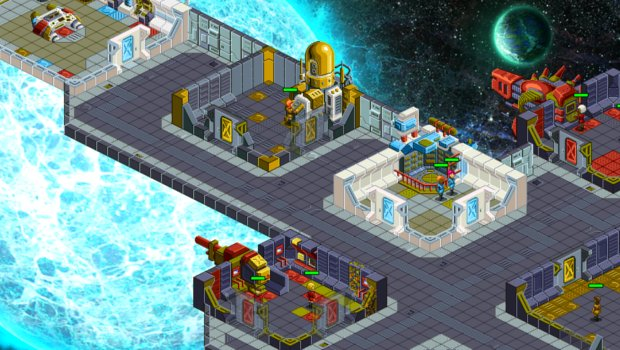 starcommand 1 Star Command released for iOS! Initial impressions