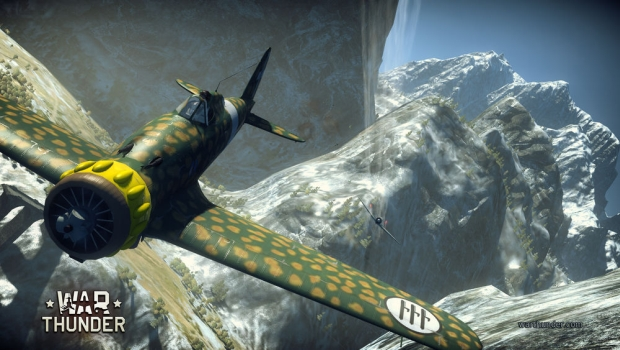 war thunder screen24 War Thunder announced for PlayStation 4