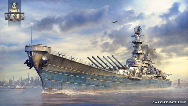 wowsrenderiowa World of Warships screens and renders