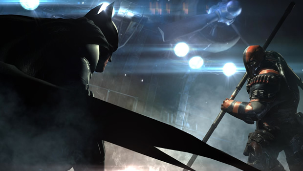 11. Batman: Arkham Origins
