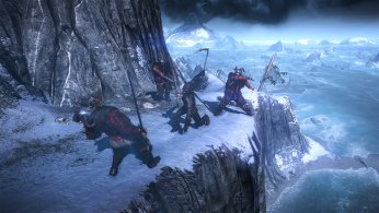 12_The_Witcher_3_Wild_Hunt_Cliff_Fight