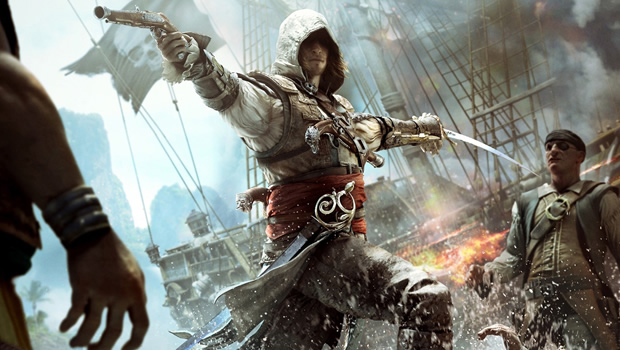 3. Assassin's Creed IV: Black Flag