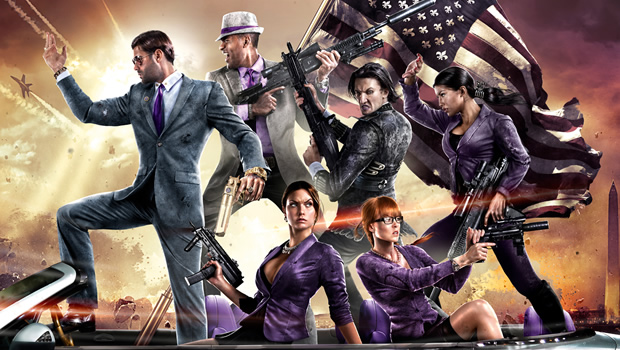 45. Saints Row IV