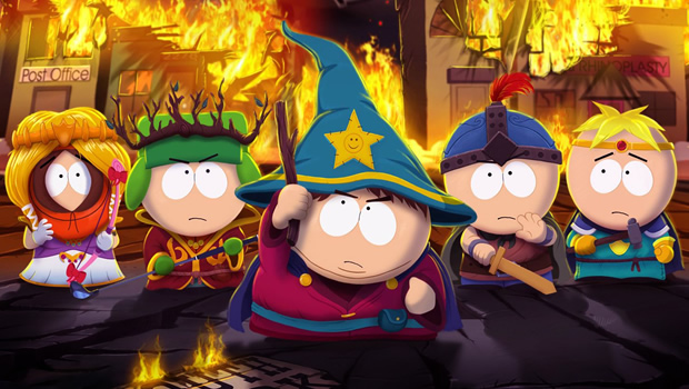5. South Park and the Stick of Truth