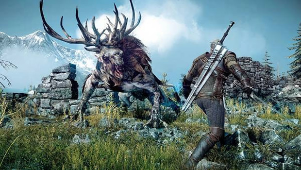 6. The Witcher 3: Wild Hunt