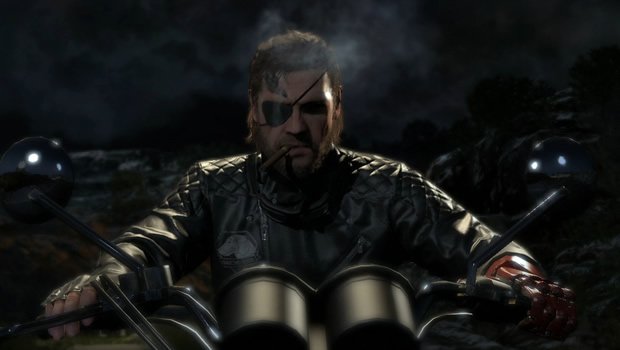 8. Metal Gear Solid V:The Phantom Pain
