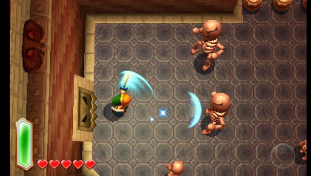 9. The Legend of Zelda 3DS (A Link to the Past sequel)
