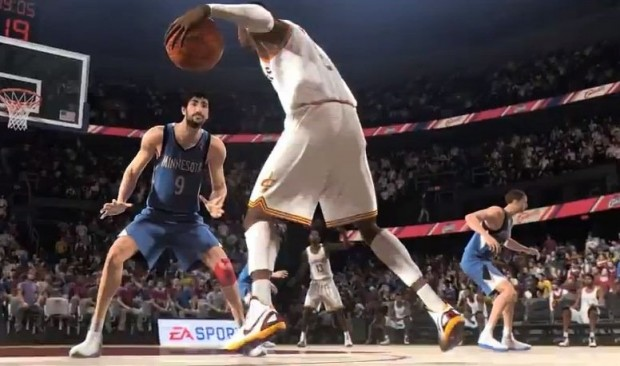 C e1372262814193 NBA Live 14 shows promise at E3