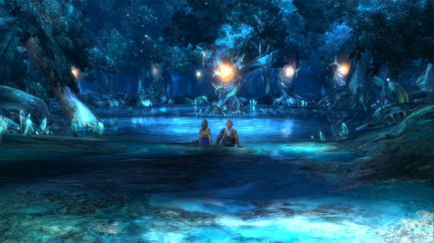 FFX and X 2 E3 13 620x348 Let these Final Fantasy X HD screens and trailer fill you with nostalgia.