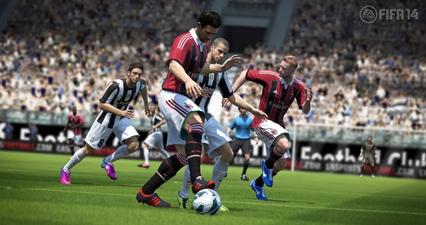 FIFA14 IT protect the ball FIFA 14 video released