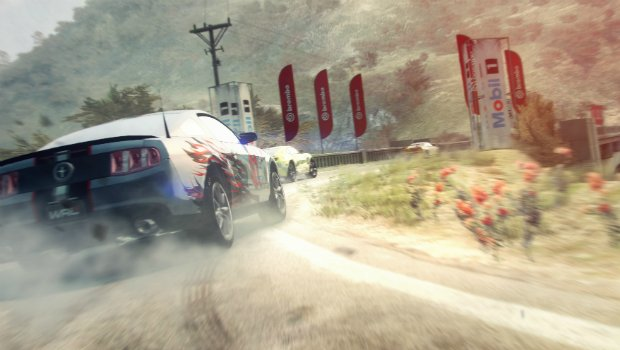GRID 2 1 Lead In 1 If youre not first, youre probably second    GRID 2 Review