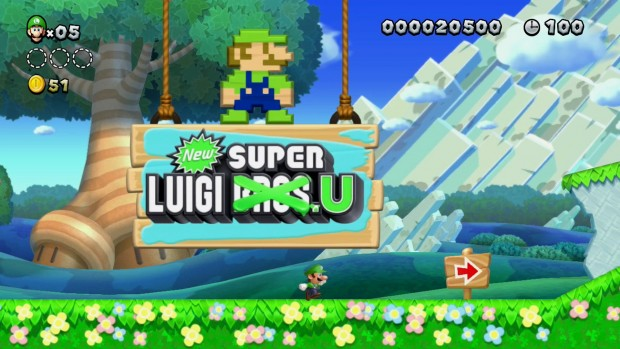 New Super Luigi U 1 e1372042604292 Challenge accepted    New Super Luigi U review
