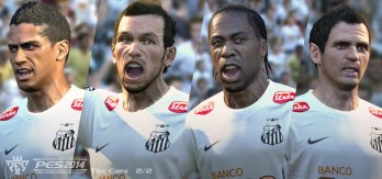 PES2014_TheCore_Santos_4Players