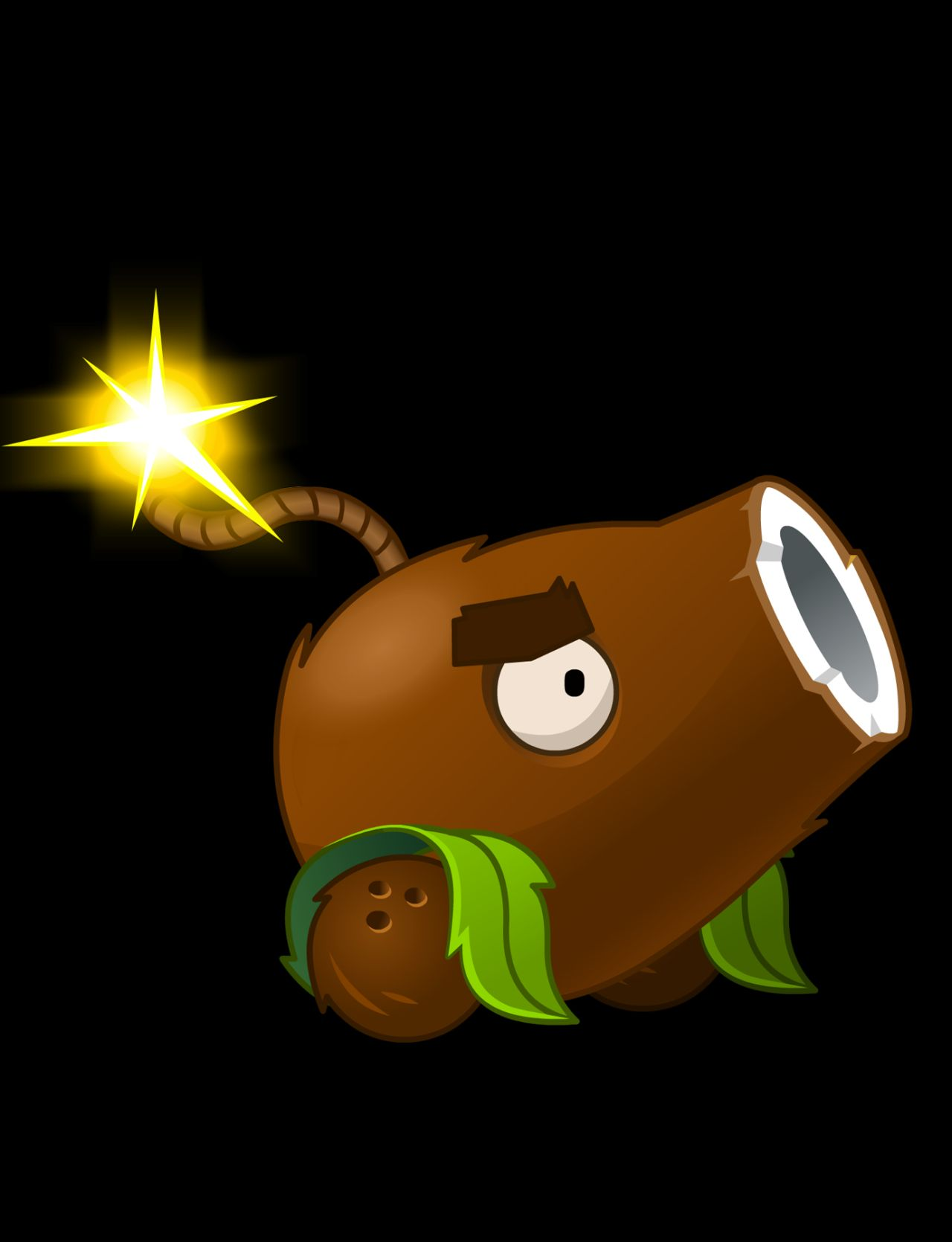 PvZ2_Plants_Coconut_Cannon
