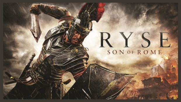 Ryse KA Horz REF CMYK Cryteks Ryse: Son of Rome announced as Xbox One exclusive