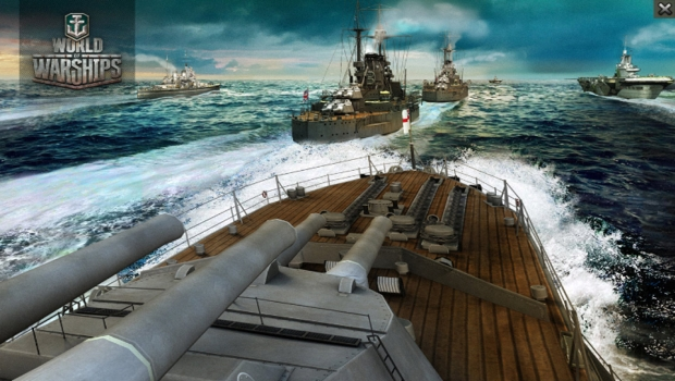 World of Warships World of Warships E3 Cinematic