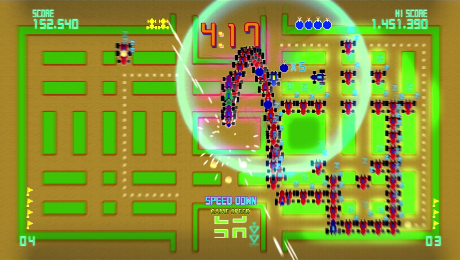 Pac-Man Championship Edition DX +