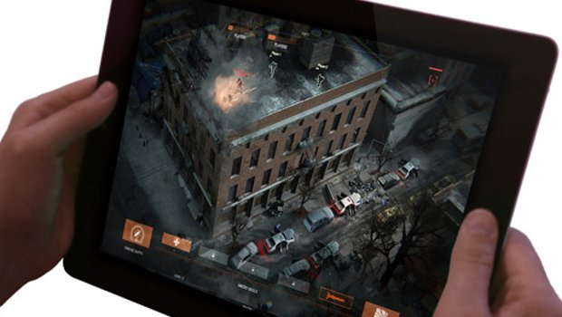 clancy 1 Tom Clancys The Division to let tablet gamers get in on the multiplayer action + gameplay trailer