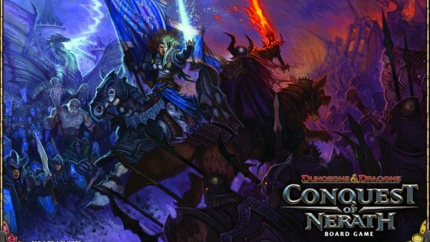conquest of nerath box e1373655593499 Conquest of Nerath: Time to Get Serious