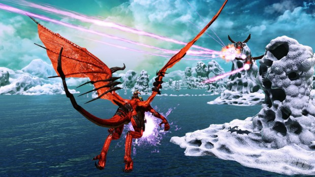 crimson e1371658684293 We learn how to train a dragon in rail shooter Crimson Dragon