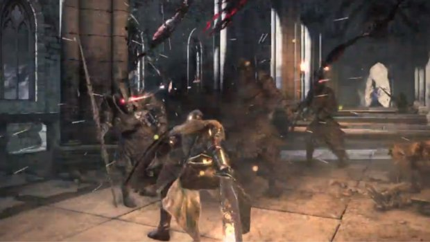 darksoulslead 1 Dark Souls II I Am Undone E3 trailer released