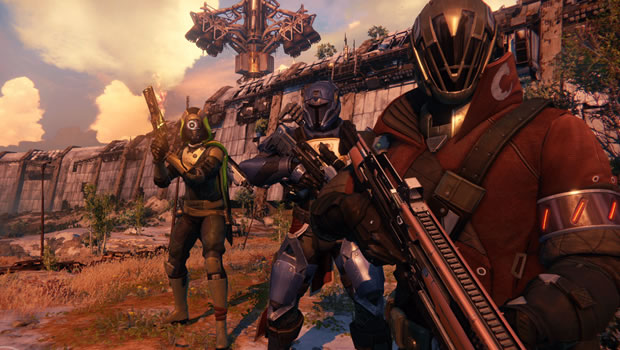 destiny Bungie shows off new ways to scale the multiplayer experience in this Destiny E3 demo