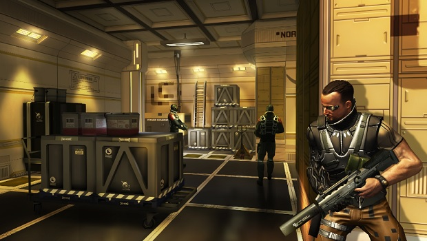 deusexthefall Deus Ex: The Fall gets more screenshots, new trailer