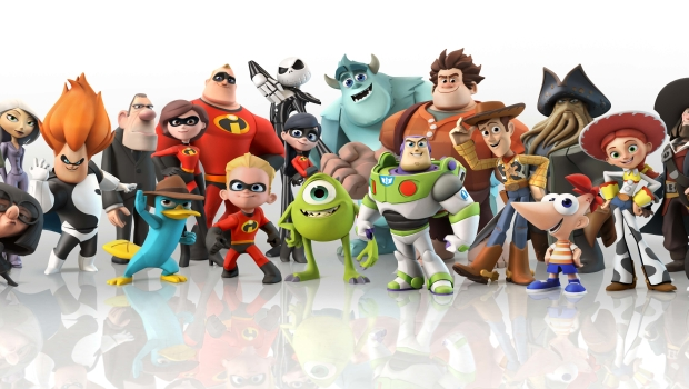 disney Disney Infinity opens their Toy Box with new screens and video