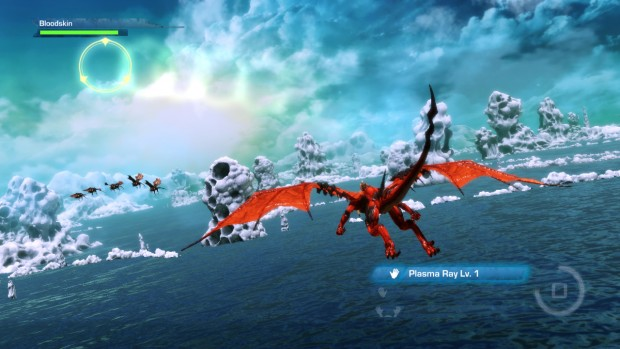 dragon e1370911878523 Panzer Dragoons spiritual successor, Crimson Dragon, coming to Xbox One