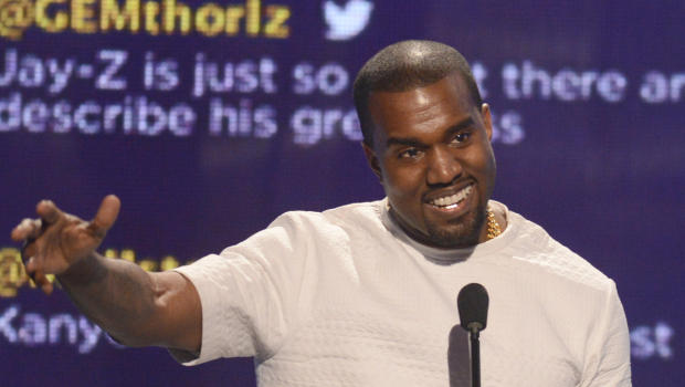147546282 620x350 What happens when Kanye West gets transported to 3030?  Now we can find out