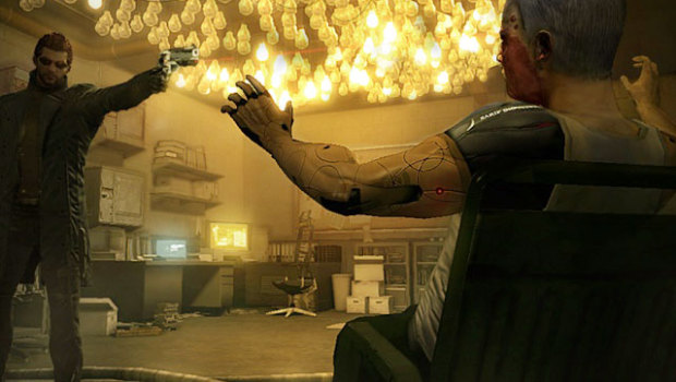 Deus ex 2nd Deus Ex falling onto iOS July 11