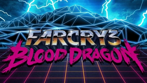 Far Cry 3 Blood Dragon logo Farcry: Blood Dragon gets a reset button