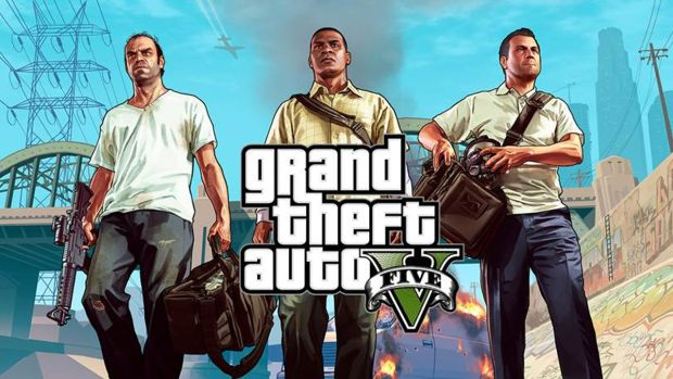 GTA 5 Rockstar shows off Los Santos in new GTA V gameplay video