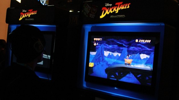 IMG 8810 e1374606598320 We might solve a mystery, or rewrite history!    DuckTales Remastered preview
