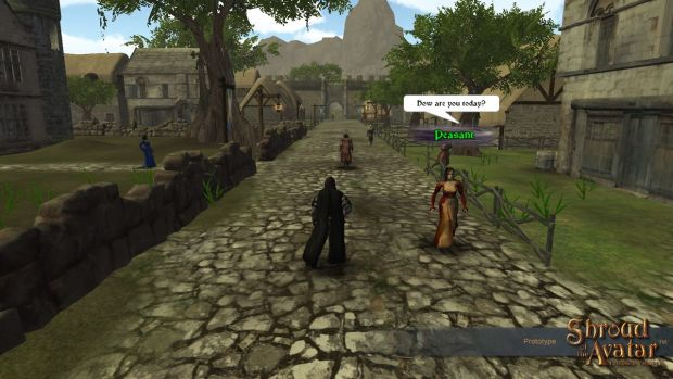 Lord Britishs Shroud of the Avatar Forsaken Virtues 141 Starr Long joins Richard Garriott in development of Shroud of the Avatar