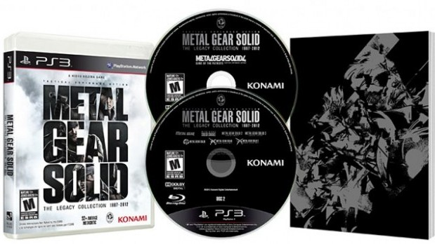 MGS Legacy e1374698302697 A double dip worth taking    Metal Gear Solid: The Legacy Collection review