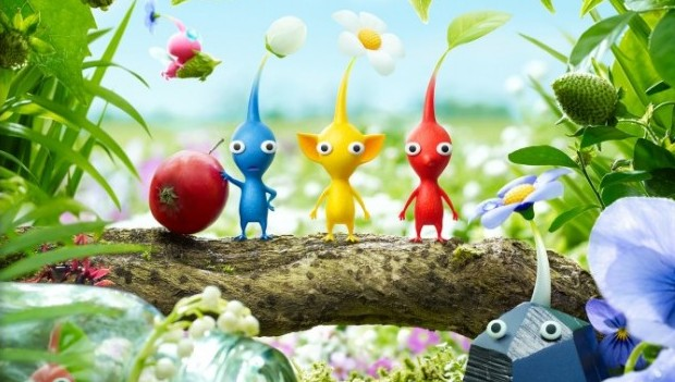 Pikmin3Boxart e1375236709181 Tiny steps forward    Pikmin 3 review